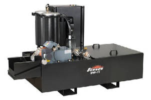 Modular Coolant Filters support abrasive machining.