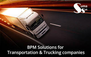 BPM Solutions for Transportation and Trucking companies USA, Canada and UK