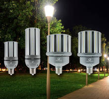 Universal Voltage HID LED Replacement Lamps are DLC qualified.