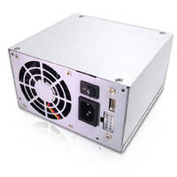 ATX Power Supply features built-in 24 V battery charger.