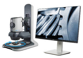Digital Microscope offers full-HD 360-degree rotating views.