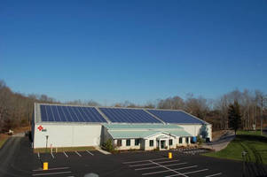 Thinking Green: ESI Supports Environment with Solar Panels