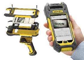 Ruggedized Mobile Terminals feature smartphone-based design.