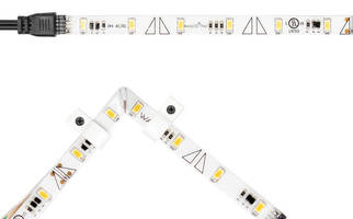 Flexible LED Tape provide consistent illumination and control.