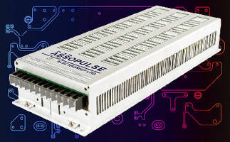 DC-DC Converters provide 30-year operational life.
