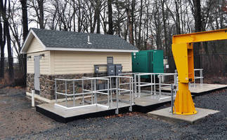 Upgrading Multiple Pump Stations for New Jersey Township