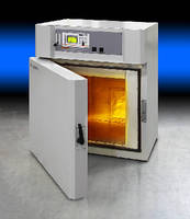 Class A Laboratory Oven features 12 cu-ft capacity.