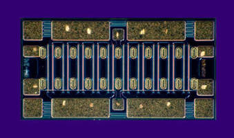 GaN HEMT Die (28 V, 30 W) supports up to 8 GHz operation.