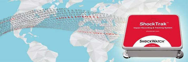 SHOCKTRAK(TM) Brings IOT Visibilty to Shipping