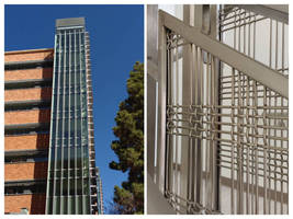 Renovation Project at UCLA School of Medicine Calls on Custom Mesh Solution from Banker Wire