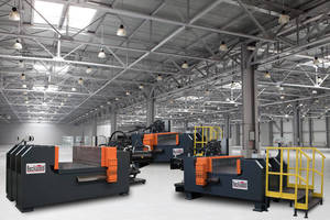 Beckwood Press Company Supplies 3-Press Package to Railroad Industry Leader