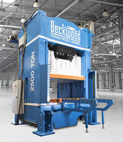 Beckwood Press Company Supplies Custom Bulge Forming Press to Fike Corporation