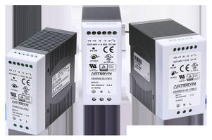 DIN Rail Power Supply is designed for extended operational life.