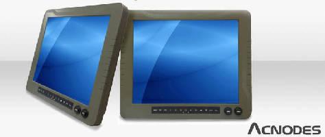 Military Grade Panel PC features Core i7-6600U CPU.