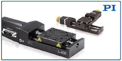 Precision Linear Stage handles payloads up to 22 lb.