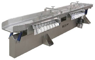 Monobeam Vibratory Conveyors support food processing.