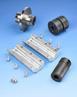 Custom Rigid Shaft Couplings solve mating problems.