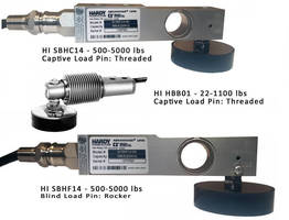 Footed Load Cells foster C2® electronic calibration integration.