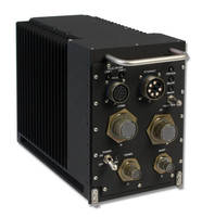 ATR Format Enclosures have conduction-cooled design.