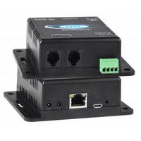 Environment Monitoring System features 1-wire sensor interface.