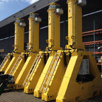 Hydraulic Gantry suits lifting and rigging applications.