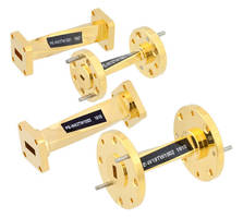 Waveguide Twists operate from 18-110 GHz across 7 bands.
