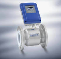 Electromagnetic Flowmeter suits agricultural applications.