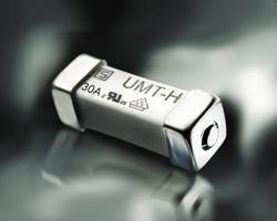 Compact SMD Fuses are available with 20, 25, and 30 A ratings.