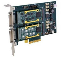 PCIe-Based I/O Modules enable application specific customization.