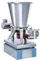 Compact Weight-Loss Weigh Feeders meet versatility demands.
