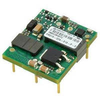 Isolated DC-DC Converters offer typical efficiency up to 91%.