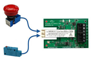 OEM Controller fosters fiber optic signaling sensor integration.