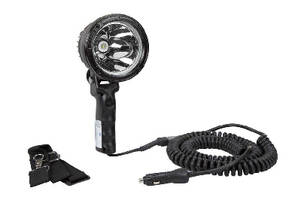Handheld LED Spotlight reaches over 3,000 ft.