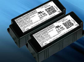 LED Drivers include phase dimming control.