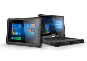 Rugged Tablet and Convertible offer multi-layer security.