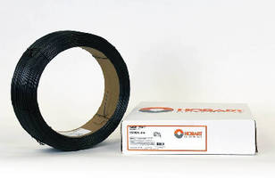 Flux-cored Wire offers high feed speed potential.