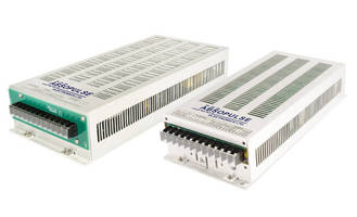 Rugged, Convection Cooled, DC-AC Pure Sine Wave Inverters for 24Vac Industrial Applications