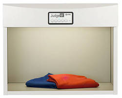 Light Booth helps evaluate color critical applications.