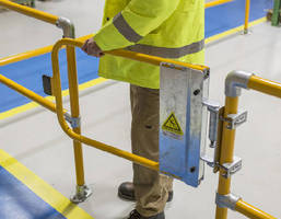 Self-closing Safety Gates offer permanent hazard protection.