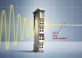 Multifunction Terminal provides high-end measurement technology.
