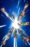 Solid Carbide Tooling offers optimized cutting, tool life.