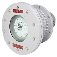 High Bay 112 W LED Light Fixture has explosionproof design.