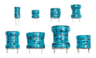Ferrite Inductors are based on nickel-zinc magnetic material.