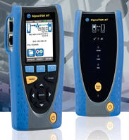 Network Transmission Tester offers real-time data reporting.