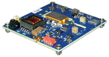 Laser Diode Driver offers repetition rate up to 1 MHz.
