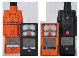 Personal Multi-Gas Monitor helps keep workers safe.