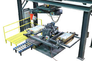Universal Molding Machine uses existing tooling.