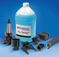 Black Oxide Finish protects machine tool components.