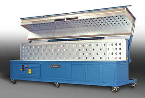Top-Loading Oven is suited for testing applications.