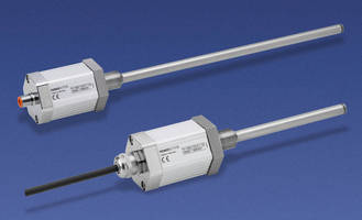 Touchless In-Cylinder Rod-Style Sensors come in 5 output versions.